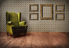 Vintage Room royalty free stock images