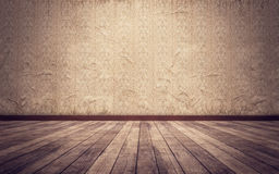 Vintage room background Royalty Free Stock Photo