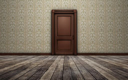Vintage room background Royalty Free Stock Photography