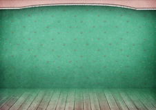 Vintage Room background Royalty Free Stock Photos