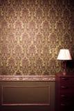 Vintage room interior toned image Stock Photo
