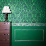 Vintage room interior toned image Royalty Free Stock Photo