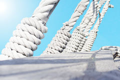 Vintage ropes Royalty Free Stock Images