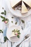Vintage rose cake Royalty Free Stock Photo