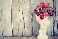 Vintage roses Royalty Free Stock Image