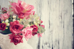 Vintage roses Royalty Free Stock Photos