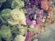 Vintage roses. Stock Images