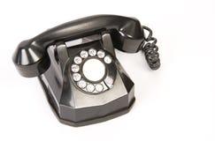 Vintage rotary phone communication telephone Royalty Free Stock Photography