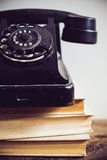 Vintage rotary phone Royalty Free Stock Images
