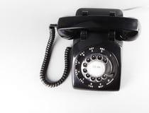 Vintage Rotary Telephone Stock Photography