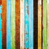 Vintage rough wood plank Stock Photo