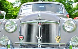 Vintage Rover 100 Royalty Free Stock Image