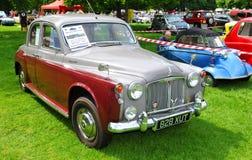 Vintage Rover 100 Stock Photo