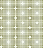 Vintage royal geometric seamless pattern, rhombic abstract backg Stock Images
