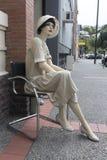Vintage - rétro mannequin Image stock