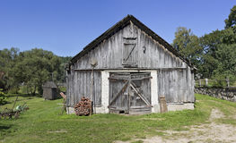 Vintage rural shed Stock Photography
