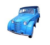 Vintage Russian Cabriolet Stock Image