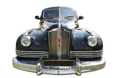 Vintage Russian Car Royalty Free Stock Image