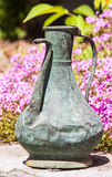 Vintage Rusted Ewer Stock Photos