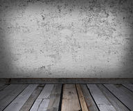 Vintage rustic house interior. Texture background Stock Photo