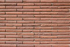 Free Vintage Rustic Red Color Brick Wall With A 1/3 Offset Brickwork Pattern Royalty Free Stock Image - 178733856