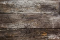 Vintage rustic wooden background. Royalty Free Stock Photography