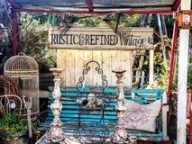 Vintage rustique et de raffinage photos libres de droits