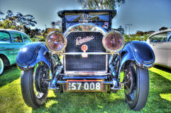 Vintage 1920s Cadillac Stock Photo