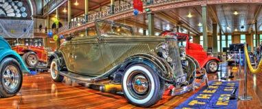 Vintage 1930s Ford Cabriolet Stock Image
