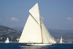 Vintage sailing Stock Photography