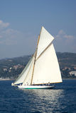 Vintage sailing Royalty Free Stock Images