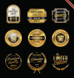 Vintage sale labels collection design elements, Premium quality Royalty Free Stock Images
