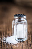 Vintage Salt Shaker royalty free stock photography