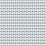 Vintage sans couture Diamond Pattern Background Illustration de Vecteur