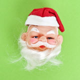 Vintage Santa Claus Figurine Royalty Free Stock Photography