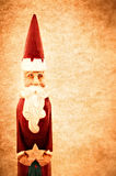 Vintage Santa grunge background Royalty Free Stock Photos
