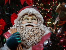 Vintage Santa Royalty Free Stock Images