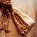 Vintage Scarf Royalty Free Stock Photography