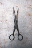 Vintage scissors stock images