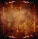 Vintage scratched background Royalty Free Stock Images