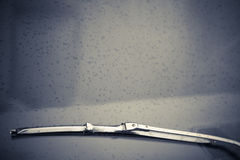 Vintage screen wiper Royalty Free Stock Image