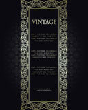 Vintage seamless background Royalty Free Stock Photo
