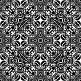 Vintage seamless Design pattern  Background Royalty Free Stock Images
