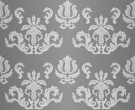 Vintage seamless floral background Stock Photos