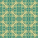 Vintage seamless floral pattern Royalty Free Stock Images