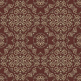 Vintage seamless floral pattern Royalty Free Stock Photography