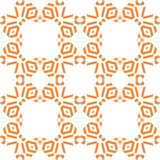 Vintage seamless floral pattern. Vector illustration. Royalty Free Stock Photography