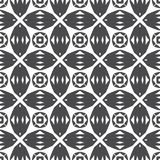 Vintage seamless floral pattern. Vector illustration. Stock Image