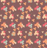 Vintage seamless floral pattern Royalty Free Stock Image