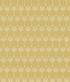 Vintage seamless floral pattern Stock Photography